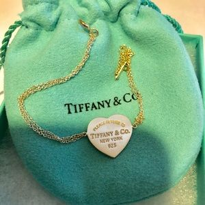 Tiffany & Co Return to Tiffany heart bracelet
